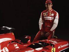 presente en el lanzamiento del Ferrari SF15-T Esteban Gutierrez, Ferrari, F1 Racing, F 1, Bike, Gift, Faces, Sports, Bicycle