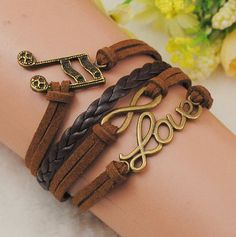 Infinity Music Love Friendship Antique by CharmingTreasures2, $6.25