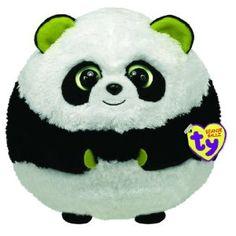 Ty Beanie Ballz Bonsai The Panda (X-Large)