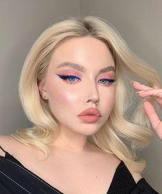 Edgy Makeup, Dark Skin Makeup, Eye Makeup Art, Glowy Makeup, Simple Makeup, Beauty Makeup, Face Makeup, Makeup Tips, Make Up Color