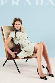 Prada - Resort 2012 - Look 5 of 31