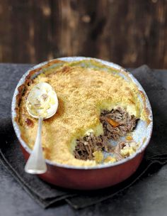 How To Help Keep Family Members Recipes - My Website Meat Recipes, Gourmet Recipes, Healthy Recipes, Gratin Dish, Batch Cooking, Food Print, Food And Drink, Oatmeal, Yummy Food