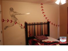 Made It Monday {Sports Bedrooms}