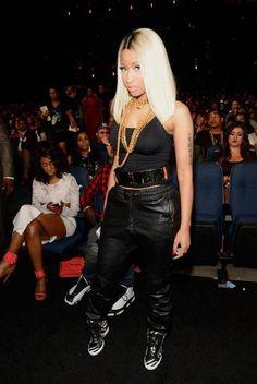 Nicki Minaj @ the BET Awards 2013