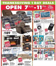 Home Depot Black Friday Ad for 2017