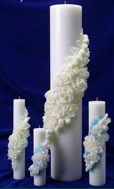 How will you choose hanging candles? Superb ideas for wedding events, incidents, creating astounding centerpieces. Floating Candles Wedding, Floating Candle Centerpieces, Diy Candles, Scented Candles, Pillar Candles, Hanging Candles, Unity Candle Holder, Candle Art, Glamour Decor