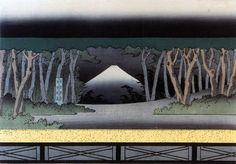 Kabuki Bühne - Entwurf
