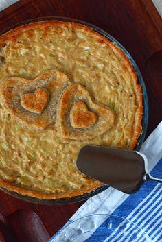 Suklaapossu: Mielettömän hyvä tonnikalapiirakka