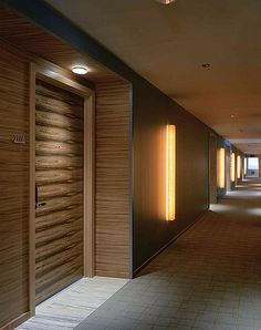 HOTEL CORRIDOR BUMPOUTS - Google Search