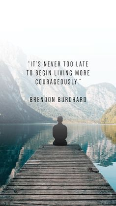 Be inspired to pursue dream life with these phone wallpaper quotes to inspire. Brendon Burchard quote quotes quotes about life quotes about love quotes for teens quotes for work quotes god quotes motivation Words Quotes, Me Quotes, Motivational Quotes, Inspirational Quotes, Courage Quotes, Sayings, Strong Quotes, Wisdom Quotes, Great Quotes