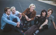R5 ❤ All the smiles
