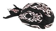 2014 Zan Headgear Motorcycle Riding Gear Tribal 4 Flydanna Headwrap