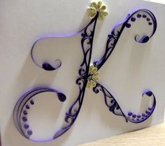 Quilling with Fun: February 2011
