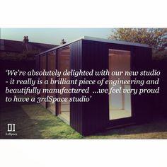 Modern garden room review.