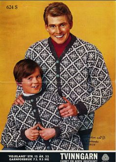Fidjeland 624 S Norwegian Knitting, Scandinavian, Knitting Patterns, Men Casual, Colours, Sewing, Crochet, Retro, Mens Tops