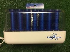 REMINGTON-TIGHT-CURLS-HOT-ROLLERS-SET-CURLERS-with-8-New-CLIPS