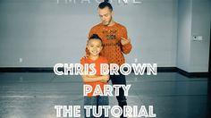 Chris Brown  Party | The Tutorial | Hamilton Evans Choreography #thatdope #sneakers #luxury #dope #fashion #trending