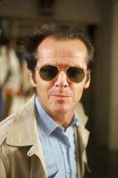 """""""There's only two people in your life you should lie to... the police, and your girlfriend."""" ~ Jack Nicholson"""