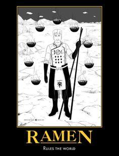 Teuchi_..aka 'Ramen guy' by ERS93 Imagine if the whole ...