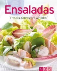 Ensaladas - Nuestras 100 mejores recetas en un solo libro