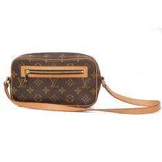 Louis Vuitton Monogram Pochette Cite Shoulder Bag