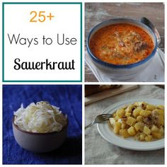 Creamy Sauerkraut Stew (Slovak Segedinsky Gulash) - Almost Bananas Fermented Sauerkraut, Sauerkraut Recipes, Fermented Foods, Probiotic Foods, Real Food Recipes, Healthy Recipes, Healthy Food, Healthy Eating, Paleo Food