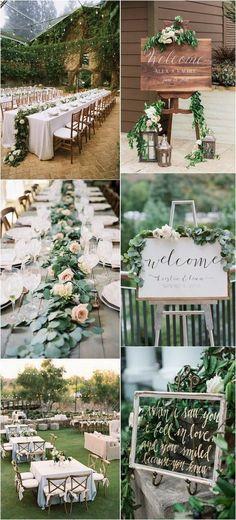 garden themed outdoor wedding ideas #gardenwedding #weddingdecor #weddingideas #weddinginspiration