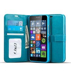 Lumia 640 Case, J&D [Stand View] Microsoft Lumia 640 Wallet Case [Slim Fit] [Stand Feature] Premium Protective Case Wallet Leather Case for Lumia 640 (Aqua) J&D Tech http://www.amazon.com/dp/B011B21QJY/ref=cm_sw_r_pi_dp_TmdIwb0EVSB63