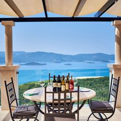 New Vines, Good Presentation, Wine Making, Croatia, Beautiful Places, Tours, Patio, Outdoor Decor, Terrace