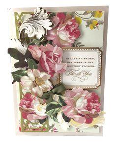 Anna Griffin Favorite Flowers 3D Stickers