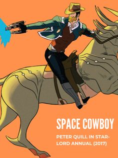 Space Cowboy Peter Quill, Space Cowboys, Star Lord, Wild West, Marvel Comics, Stars, Movie Posters, Film Poster, Sterne