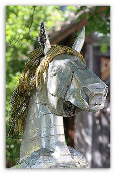 Alpo Koivumäki - Topi - Horse | Flickr - Photo Sharing! Outsider Art, Finland, Horses, Museum Of Art, Horse