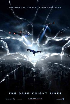The Dark Knight Rises ~ fitting end