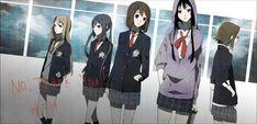 /K-ON!/#225723 - Zerochan   K-On!   Kakifly   Kyoto Animation / Hirasawa Yui, Tainaka Ritsu, Akiyama Mio, Kotobuki Tsumugi, and Nakano Azusa