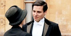 """"""" Thomas Barrow and Baxter in Downton Abbey: The Final Episode """" ll"""