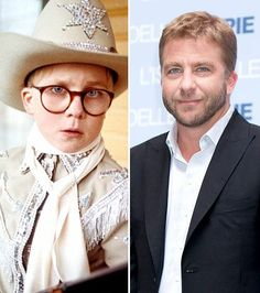 holiday movie stars then now a christmas storychristmas - Christmas Story Cast Then And Now