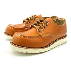Red Wing - Work Oxford ゴールドラセットセコイヤ