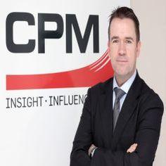 Alan Peyton - MD of CPM Ireland