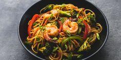 Best Shrimp 'n Broccoli Lo Mein Recipe-How To Make Shrimp 'n Broccoli Lo Mein—Delish.com