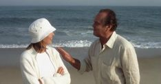 """Jack Nicholson collects and appreciates art, and he suggested they look into the """"beach art"""" of Edward Henry Potthast. A reproduction/version of his Rockaway Something's Gotta Give House, Key Kitchen, Walker House, South Hampton, Nancy Meyers, Diane Keaton, Groundhog Day, Jack Nicholson, Shabby Chic Cottage"""