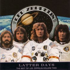 Led Zeppelin - Latter Days (Early Days is the first part of this set)