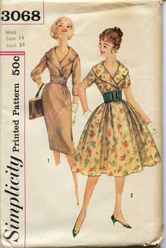 Patterns - Simplicity, McCalls, Vogue