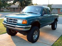 94 ford ranger 4x4 | 1994 Ford Ranger Regular Cab - owned by marman10 Page:1 at Cardomain ...