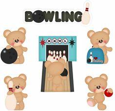 Marshmallow Bowling LT