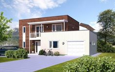Halden - Blink Hus