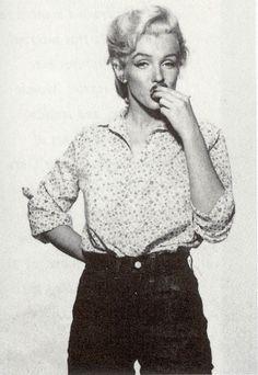 Marilyn Monroe- c.1954