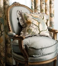 French Interiors | Graceful Interiors; Fresh & Traditional Design