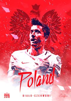 Bialo Czerwoni WC 2018 Poland Soccer Cup, Youth Soccer, Soccer Stars, World Cup 2018 Teams, Fifa World Cup, Football Names, Football Art, Poland Soccer, Poland Football