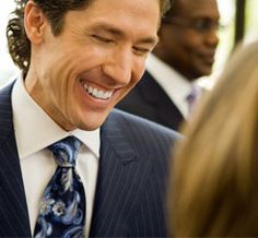 Joel Scott Osteen is an American author, televangelist, and the senior pastor of Lakewood Church in Houston, Texas. His ministry reaches over seven million broadcast media viewers weekly in over 100 nations around the world.
