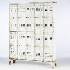 Fab lockers for storage!